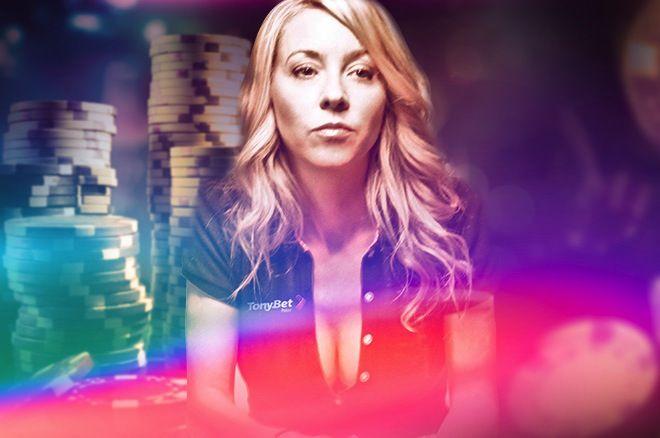 bayan poker oyuncusu Isabelle Mercier